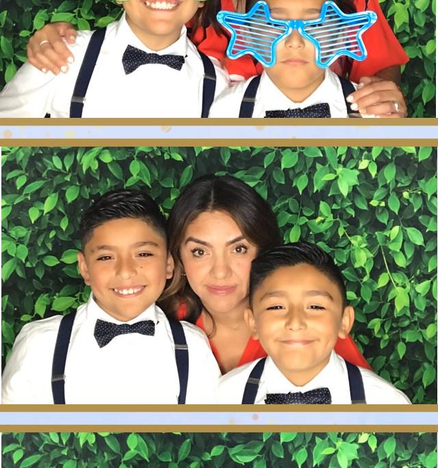 Luis & Julian's First Communion