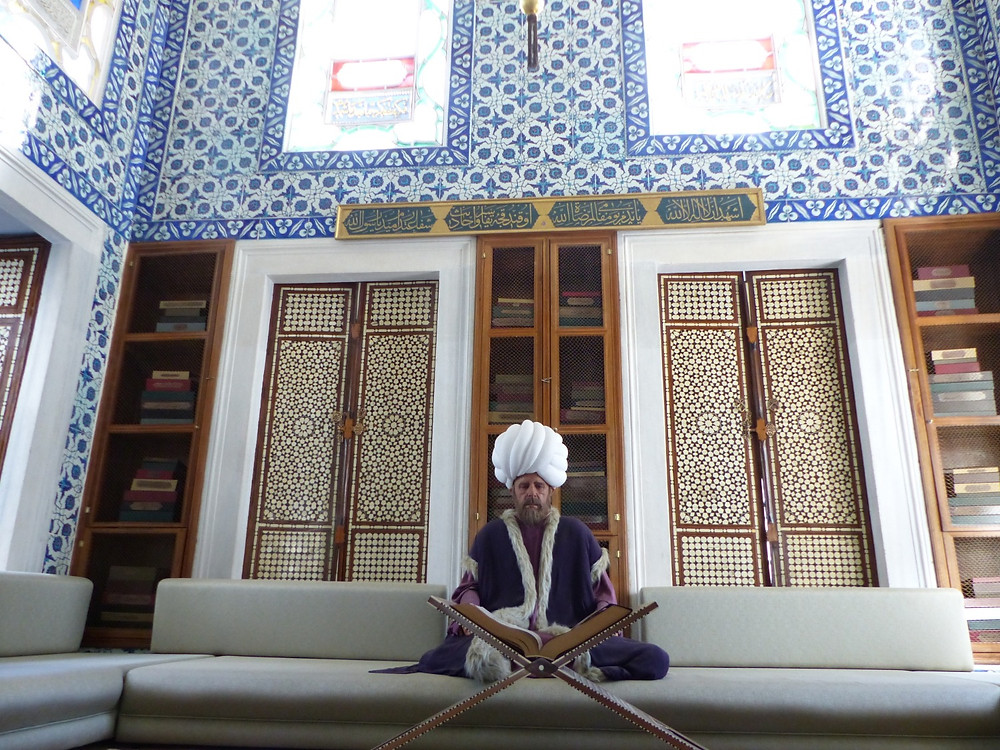 Library in Topkapi Palace, Istanbul - Vagabond Journals
