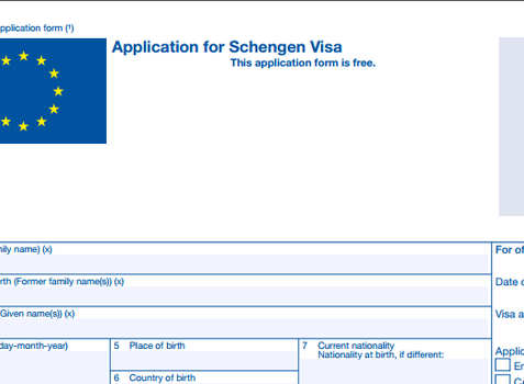 Schengen Visas for South African's: Tips on how to complete a successful application