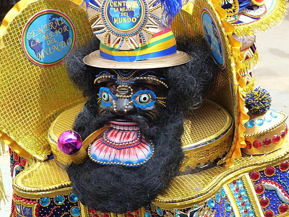 Oruro Carnaval, Bolivia 2018 Costomes - Vagabond Journals