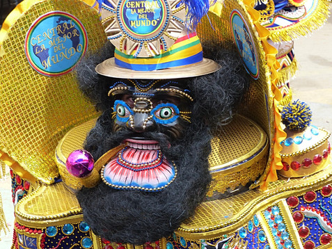 Day 89: Oruro Carnaval, Bolivia