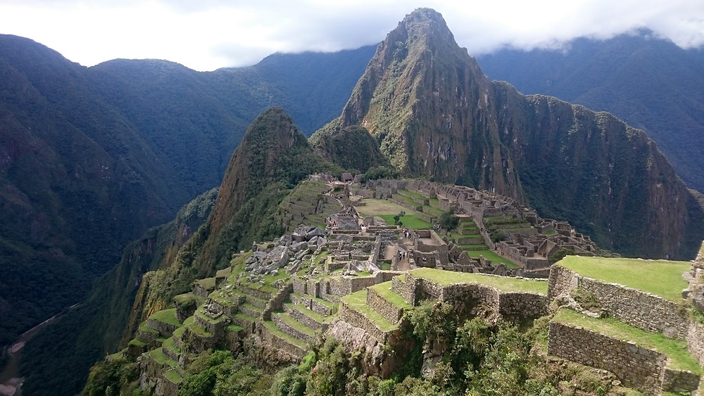 Machu Picchu by Vagabond Journals