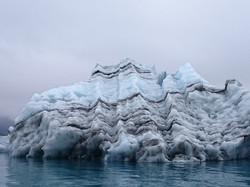 A very old iceberg