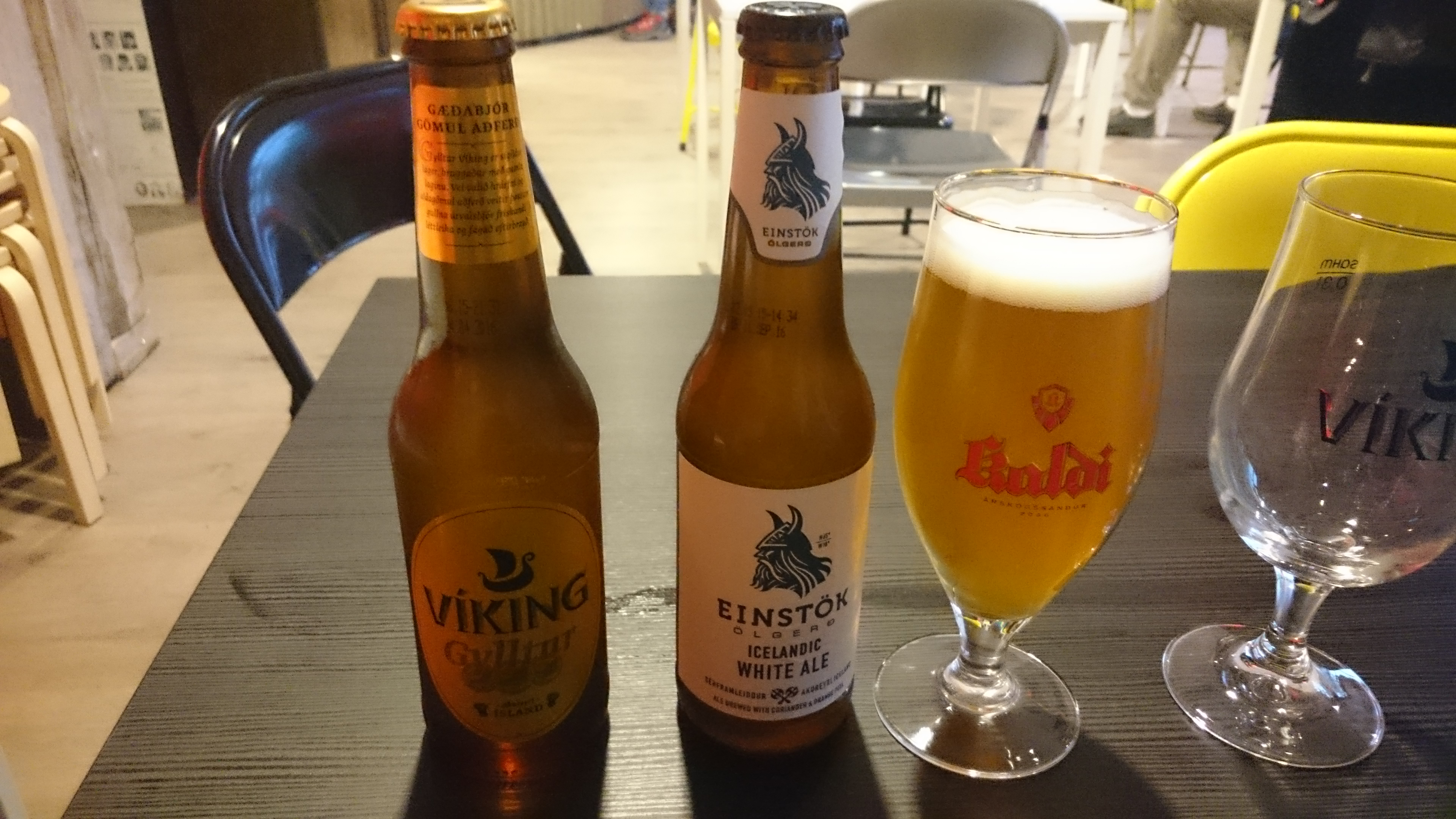 Local Icelandic Beer