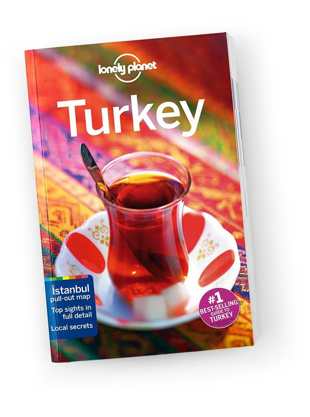 Turkey Lonely Planet Guide