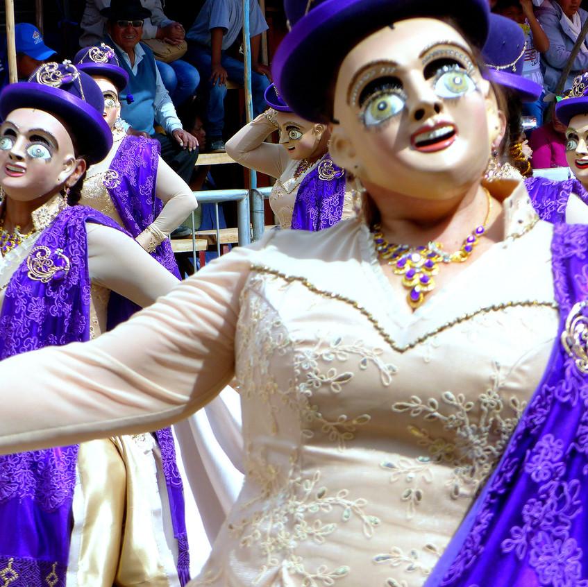 Oruro Carnaval 2018 4