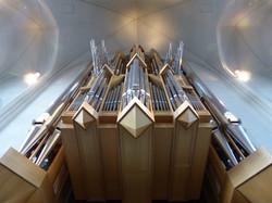 Organ in Hallgrimskirkja