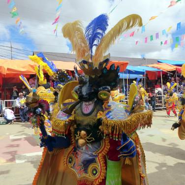 Oruro Carnaval, 2018