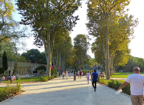 A Visit to Topkapi Palace in Istanbul, Turkey