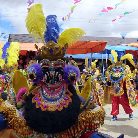 Oruro Carnaval 2018