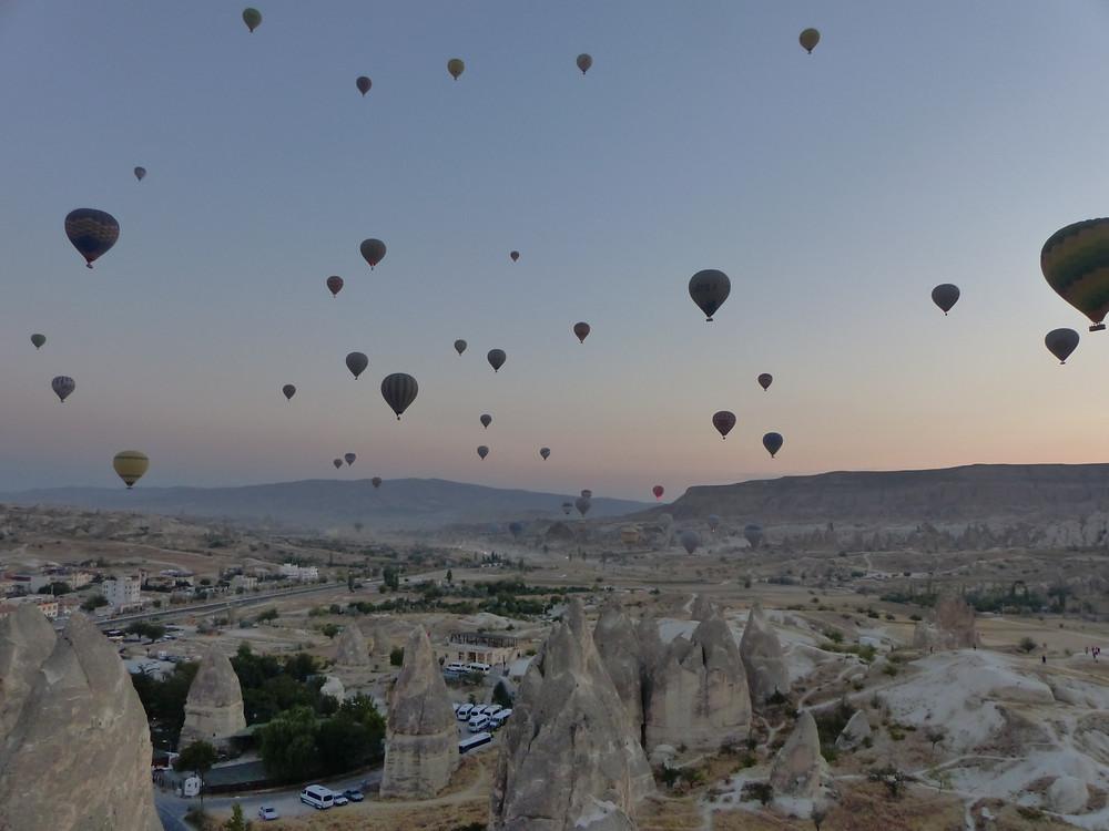 Cappadocia Turkey Visa requirements for South Africans - Vagabond Journals