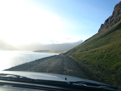 Driving on the Coast