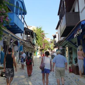 One day in Kas, Turkey