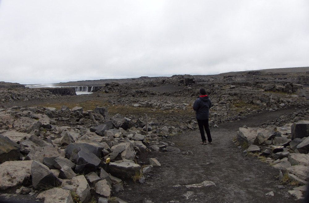 Walk to Detifoss Waterfall - Vagabond Journals