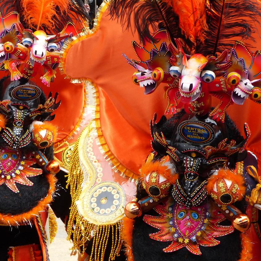 Oruro Carnaval 2018 6