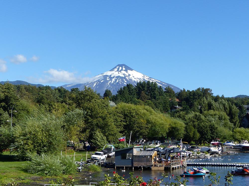 Villarrica Volcano, Pucon Chile