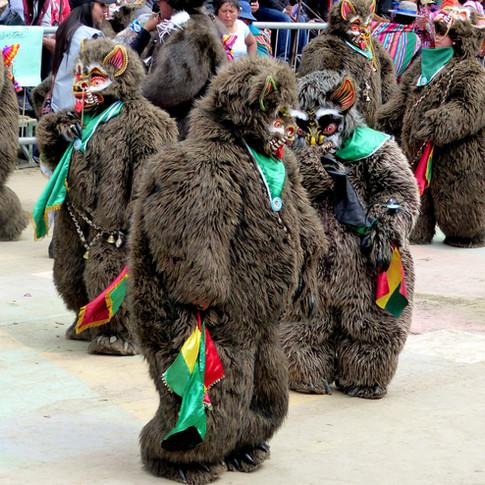 Oruro Carnival 2018 Bolivia