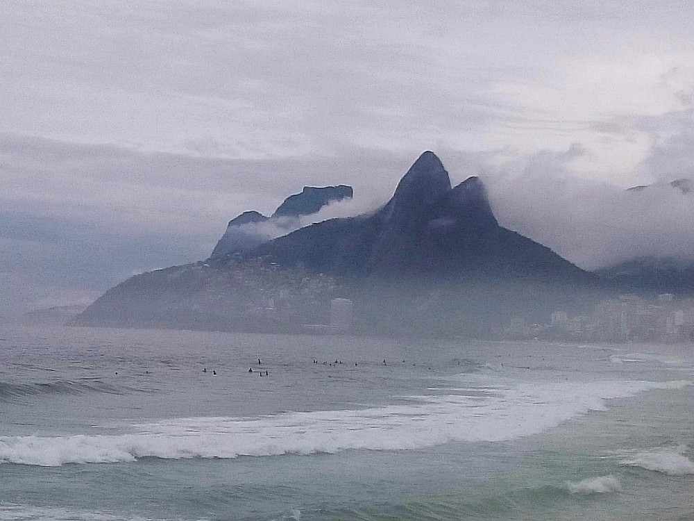 Twin Brothers, Rio de Janeiro