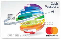 Mastercard Multicurrency Cash Passport