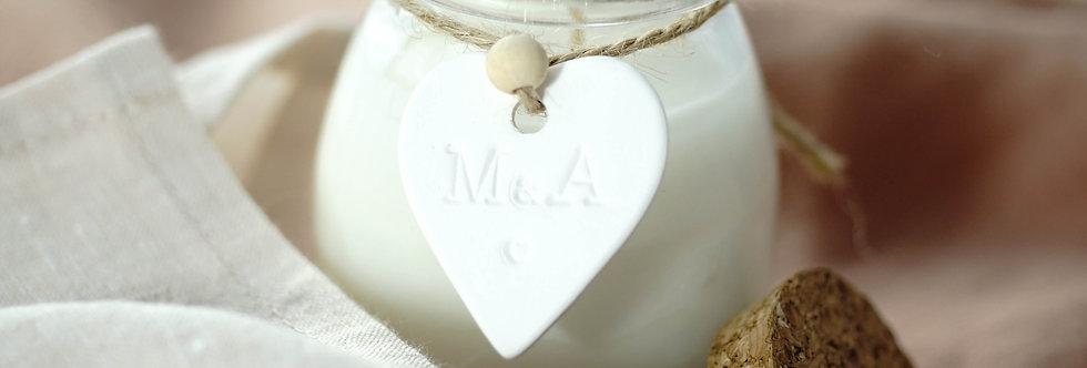 Médaillon Valentine  Dimension 2,2cm