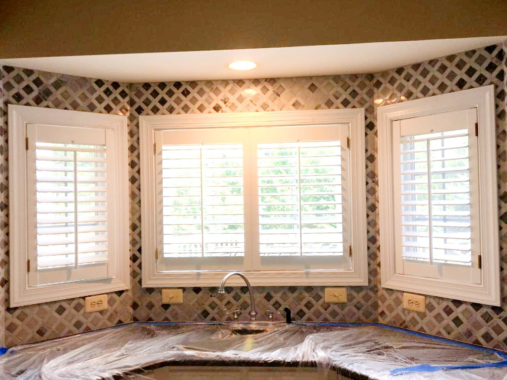 Kitchen Construction - Custom Tile