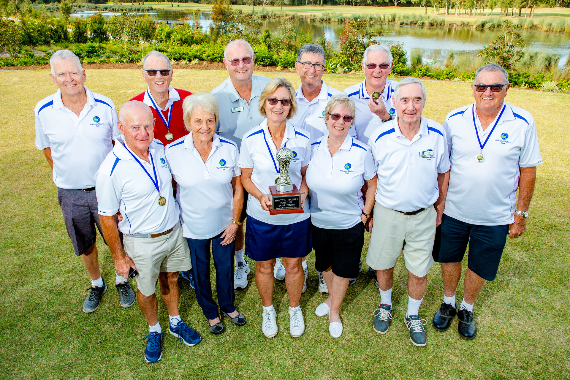 Halcyon Masters Golf Tournament 2019
