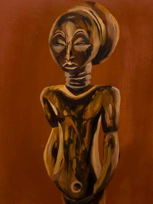 Hemba Ancestor Figure (sold)
