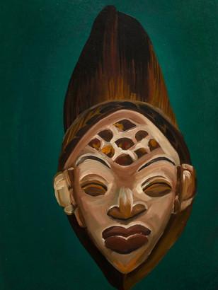 Punu Lumbo Mask (Okuyi)