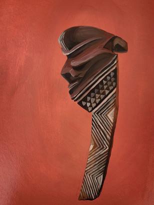Mbuya Mask