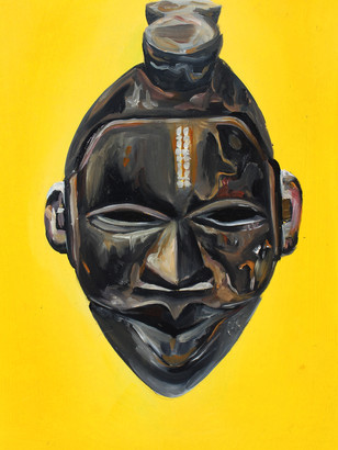Elu Mask (sold)