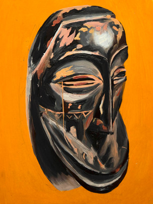Mwisi Gwa So'o Mask (sold)