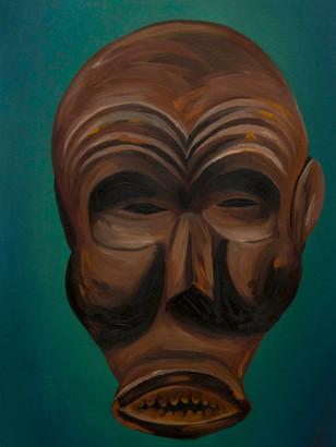 Papua New Guinea Mask (sold)