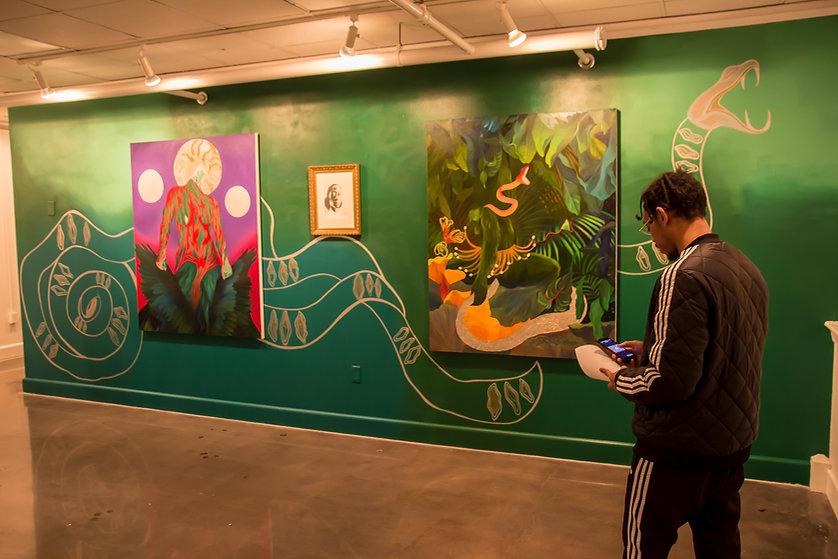 Mahari's Paintings