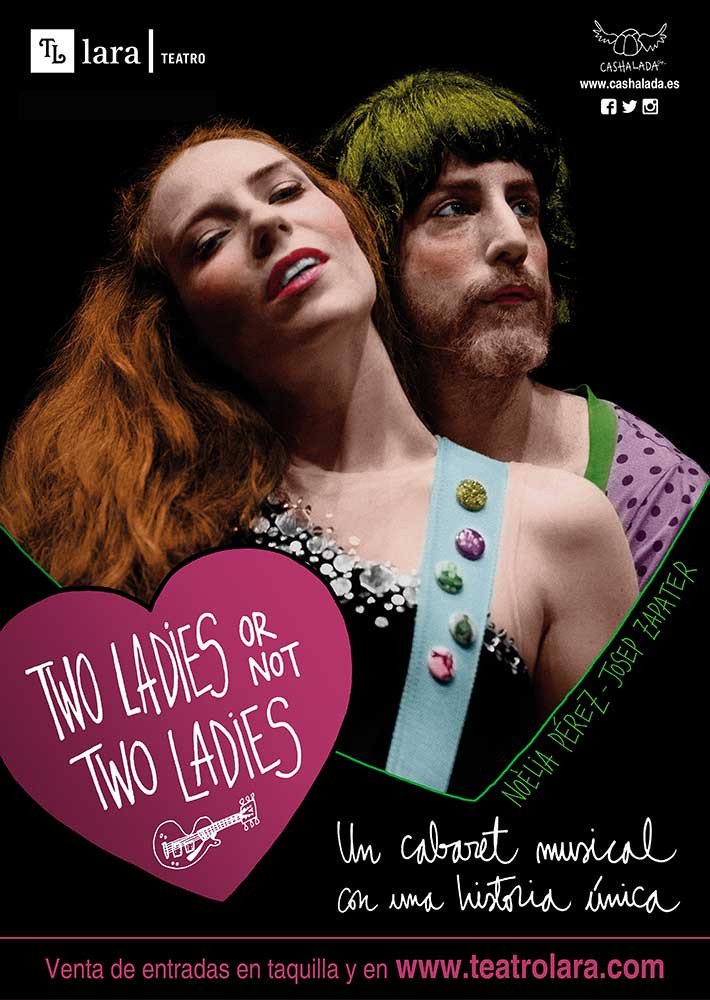 Two ladies or not two ladies