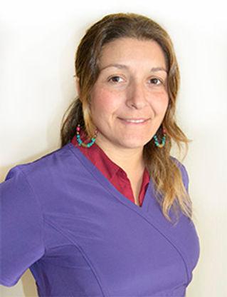 Antonella Forno Kinesióloga
