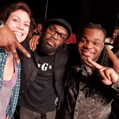 BIG thanks to Emmanuel Hudson for hosting the Showtime @ Central 2017! #bge #blackgrenadeentertainment #bgeevents #cwu #bsu