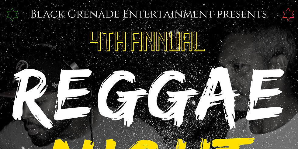 4th Annual Reggae Night