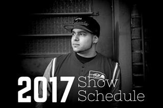 COASTER 2017 Schedule