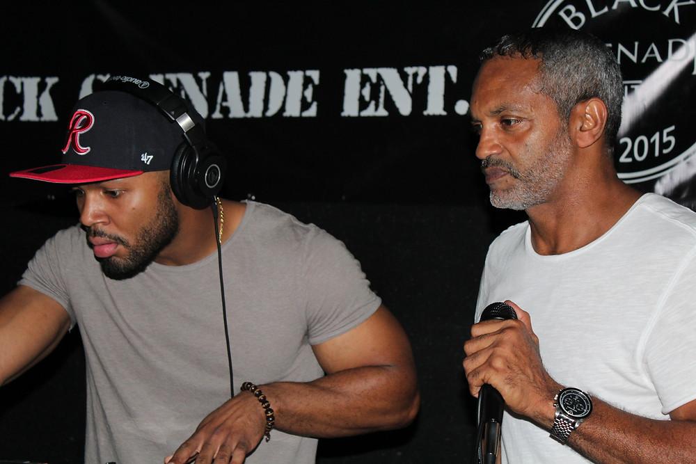 DJ RÜDE & General P.Muschett