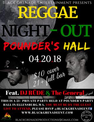 Reggae Night-Out
