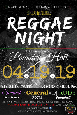 Reggae Night 2019