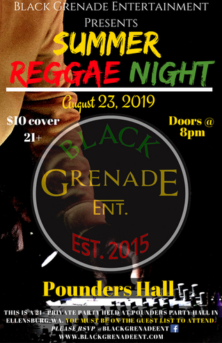 Summer Reggae Night