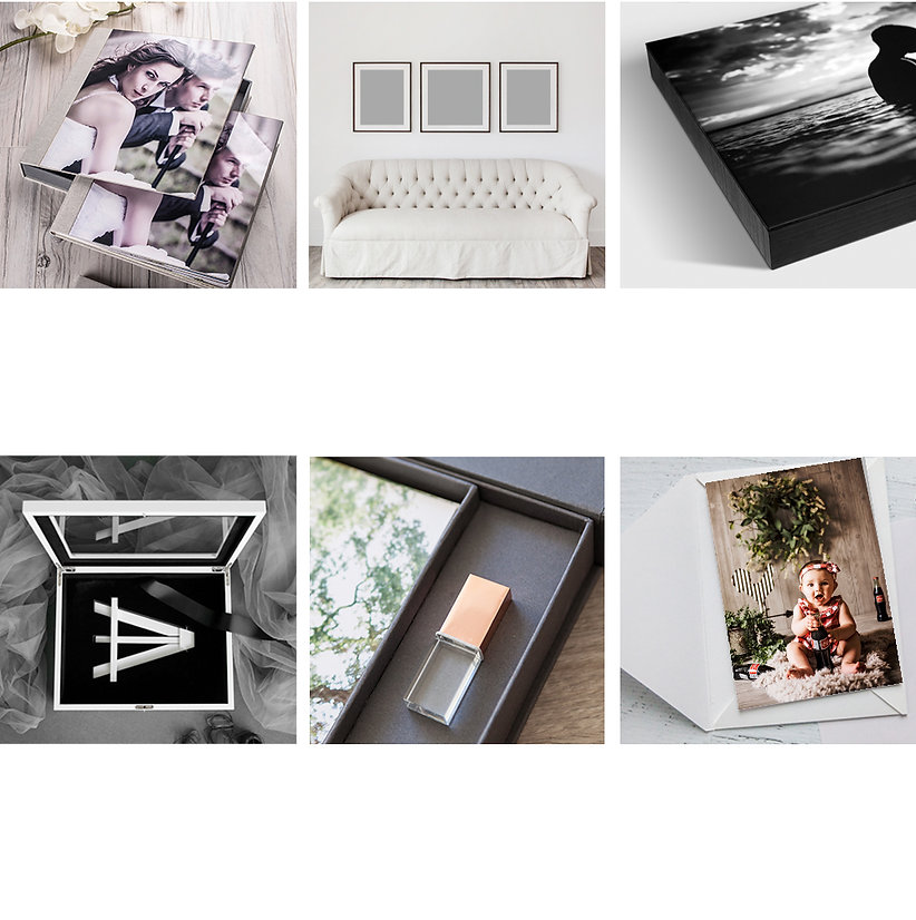 Studio Product Samples