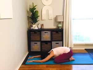 5 Gentle Yoga Poses for a Good Night's Sleep