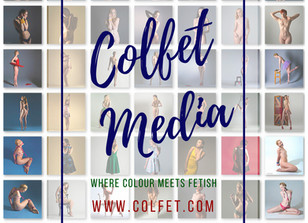 Colfet Media - web advert