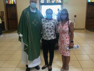 Sunday Mass 9/19/2021: La Victoria visits Nativity
