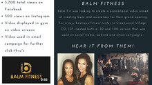 JSP Success Story - Balm Fitness