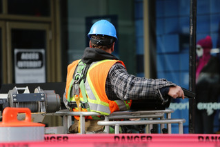 The Emergence of Adhesives on the Construction Site