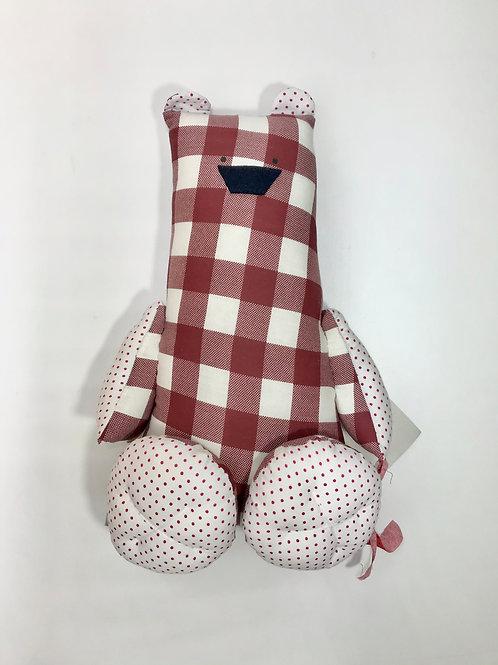 Urso Tecido - Bichométrico