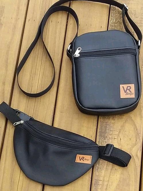 Shoulder Bag Preta - VR Bags